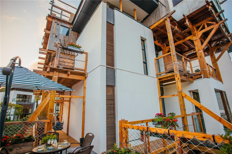 广州从化温泉明月山溪-美式10房温泉泳池独栋别墅