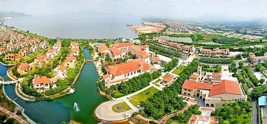 碧桂园梵高的海