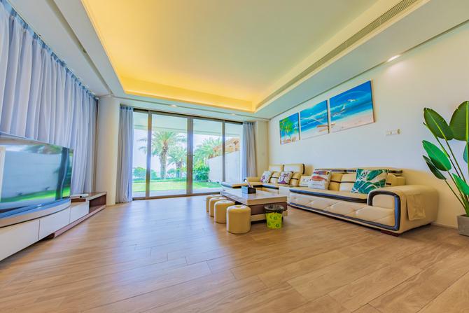 惠州小径湾-超大花园、出门沙滩、海滨3房3床洋房